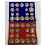 2009 Denver and Philadelphia uncirculated coins