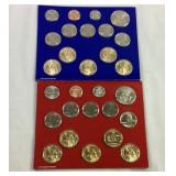 2010 Denver and Philadelphia uncirculated coins