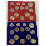 2011 Philadelphia and Denver uncirculated coins