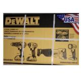 Big Dewalt Power Tool Set