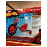 Spiderman Razor