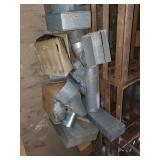 Large Lot of Custom Duct Work