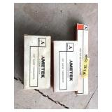 (3)NOS Amtrak Hot Water Thermometers