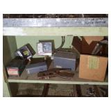 Shelf Lot, Pressure Switches, Flow Switch