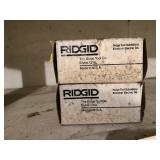2 New in Box Ridgid Control Switches