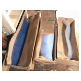 (3) Boxes Air Filter Material by Lennox & Other