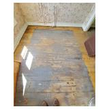 "Weathered Antique 5"" Tongue & Groove Flooring"