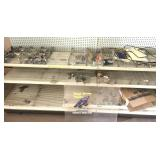 New Shelf Contents, Conduit Fittings, Fuses
