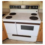 Westinghouse Continuous Cleaning Oven | Very Nice
