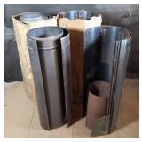 "Super Lok Stove Pipe 6"" x 24"" 