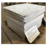 Two Boxes of Asbestos Floor Tile | (1) Open Box