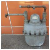 Rockwell #750 Gas Meter
