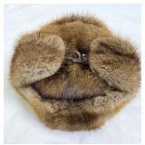 Beaver Fur Hat | Russian Style | USA Foxx Co
