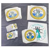 """(49) Wisconsin Conservation Corps Signs 