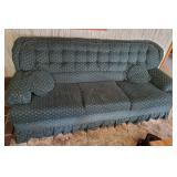 Green Sofa | Decent Condition