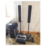 Sony Home Surround Sound Set | With Stands