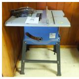 Norse 10 in . Table Saw With Stand