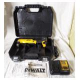 20V Dewalt 3/8 in. VSR Cordless Right Angle Drill