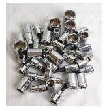 Craftsman 3/8 in. Drive SAE Sockets