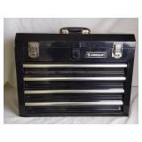 JobSmart 4 Drawer Metal Tool Box