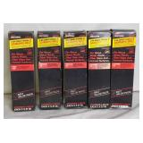 5 Boxes of (5) 3in x 21 Sanding Belts