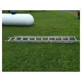 Werner 20ft. Extension Ladder Model D1120-2