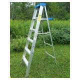 Werner 6 ft. Aluminum Ladder