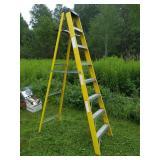 Keller 8 Ft Folding Step Ladder