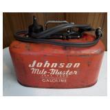 Johnson Mile-Master Outboard Motor Tank