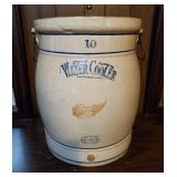 Red Wing 10 Gallon Water Cooler