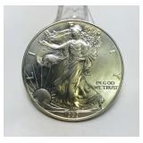 1999 Liberty 1oz Fine Silver One Dollar Coin