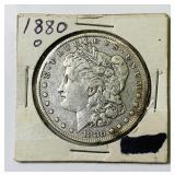 1880o Morgan Dollar Coin