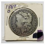 1888o Morgan Dollar Coin