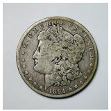1894o Morgan Dollar Coin