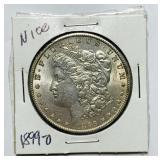 1899o Morgan Dollar Coin