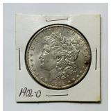 1902o Morgan Dollar Coin