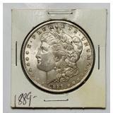 1889 Morgan Dollar Coin