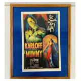 "The Mummy,copy Movie Poster 11"" x 17"""
