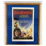 "Frankenstein, Copy Movie Poster, 11"" x 17"""