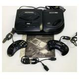 Sega-CD 1994 Console w/ 2 controllers, extension,