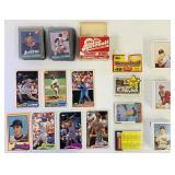 Lot of Baseball Cards, 1986 SEALED Topps All Star