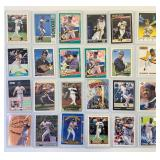 (24) Barry Bonds Baseball Cards