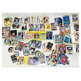 Lot of Baseball Cards, Lots of famous names,