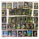 Lot of Bowman Chrome 2003 Baseball Cards