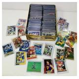 Lot of Football Cards, Montana, Favre, Young,