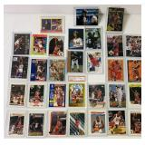 (31) Michael Jordan Basketball/ Baseball Cards