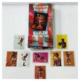 SEALED 1992 Harlem Globetrotters Trading Cards,