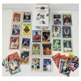 SEALED Yankee Stadium, Final Season Cards, plus