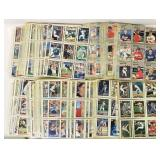 Lot of Baseball Cards in Binder Sleeves