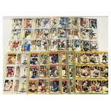 Lot of Hockey Cards in Binder Sleeves, 2 per slot